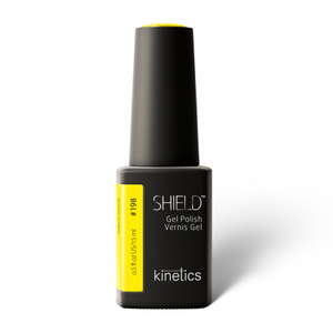 KINETICS GEL COLOR 15ml #198 yellow shock