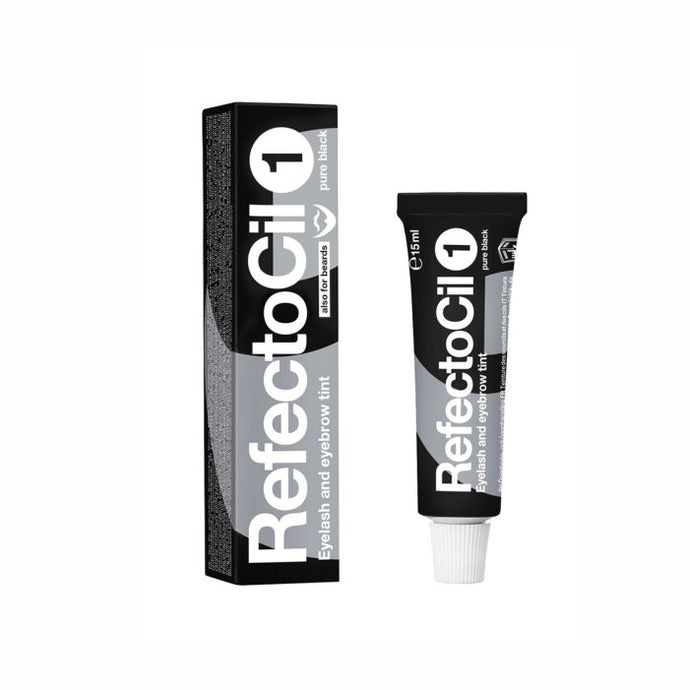 Refectocil nr.1 eyelash color BLACK