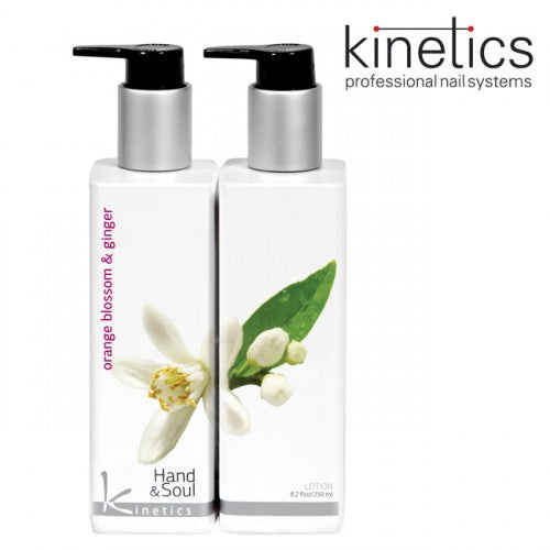 KINETICS HANDS&BODY ORANGE BLOSSOM & GINGER LOTION, 250ml