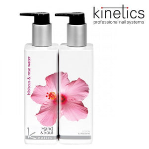 KINETICS HANDS & BODY HIBISCUS & ROSE WATER LOTION, 250ml