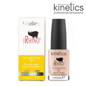 KINETICS RHINO NAIL TREATMENT for soft peeling nails, 15 ml