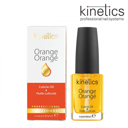 KINETICS CUTICLE OIL, ORANGE, 15ml