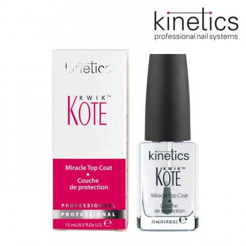 KINETICS KWIK KOTE QUICK DRYING COAT 15ML