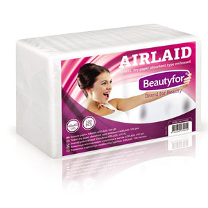 BF DISPOSABLE DRY TOWELS AIRLAID, 40x70cm, 100p.
