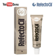 Load image into Gallery viewer, Refectocil 3.1 eyelash color LIGHT BROWN 15ML