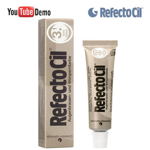 Refectocil 3.1 eyelash color LIGHT BROWN 15ML