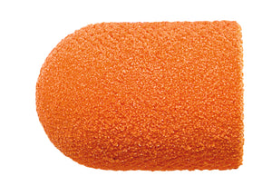 LUKAS PODO CAPS 16MM, abrasive FINE, 10 pieces