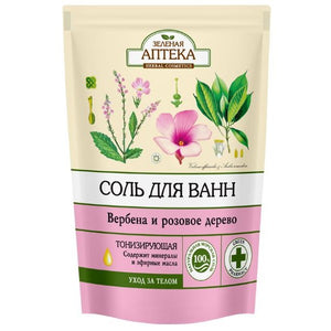 BATH SALT with Verbena&Rosewood 500gr