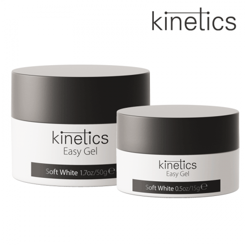 KINETICS EASY SCULPTING GEL, soft white, 15gr