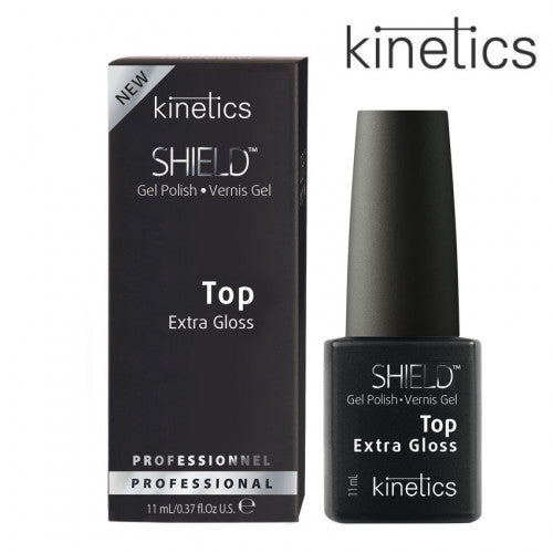 KINETICS SHIELD GEL EXTRA GLOSS TOP 15ml