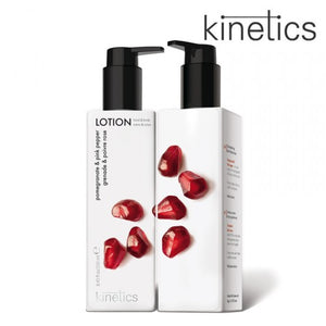 KINETICS HANDS&BODY POMEGRANATE & PINK PEPPER LOTION, 250ml