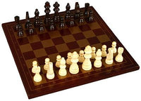 2 in 1 Wooden Chess and Chinese Checkers