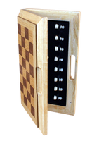 3 in 1 Chess, checkers & backgammon set