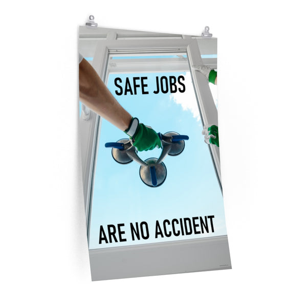 Safe Jobs - Economy Safety Poster