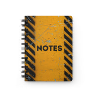 Notes - Spiral Bound Journal
