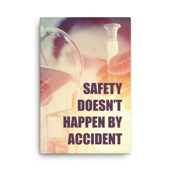 Safety by Accident - Canvas