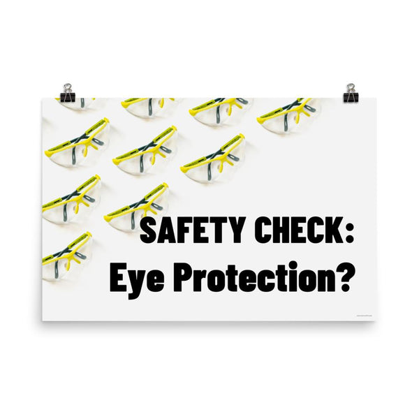 Safety Check - Poster