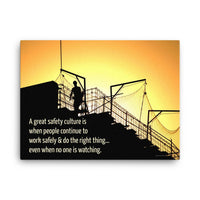 Great Safety Culture - Canvas Canvas Inspire Safety