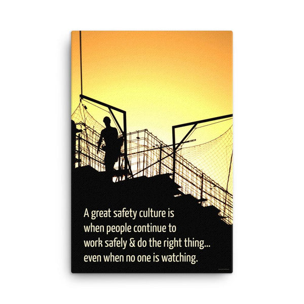 Great Safety Culture - Canvas