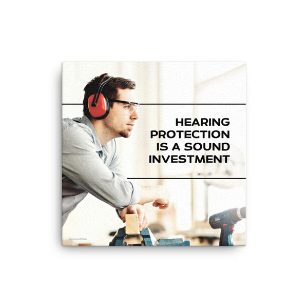 Sound Investment - Canvas