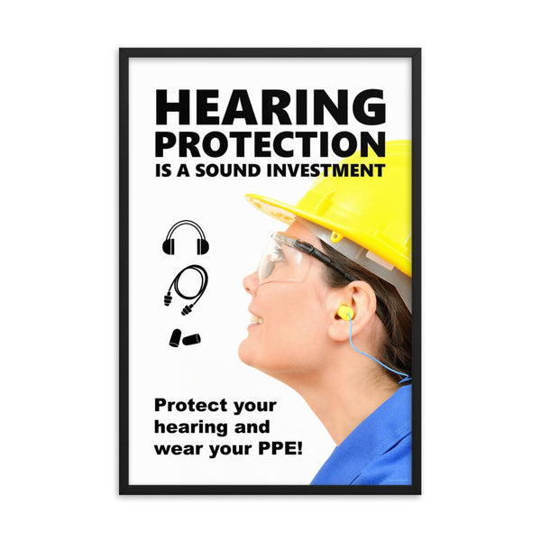 Sound Investment - Framed