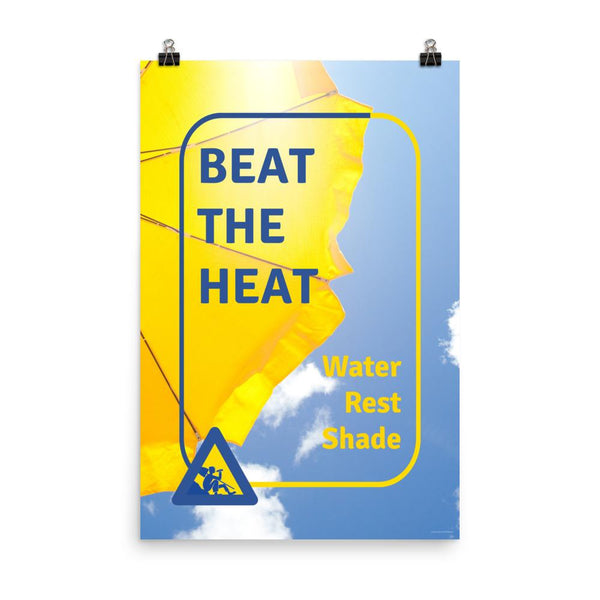 Beat the Heat - Poster