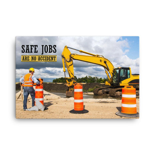 Safe Jobs - Canvas Canvas Inspire Safety