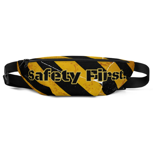 Safety First - Fanny Pack