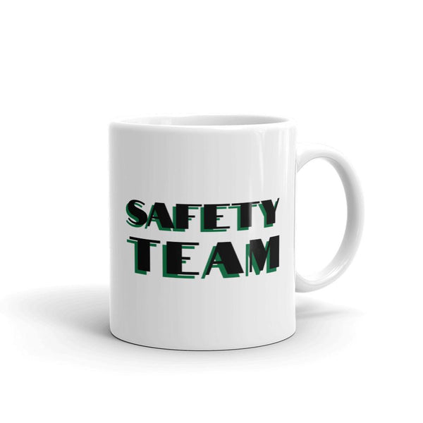 Safety Team - Ceramic Mug Mug Inspire Safety 11oz