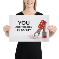 You Are The Key - Poster