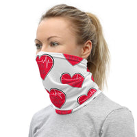 Safety is Critical - Neck Gaiter Mask Inspire Safety