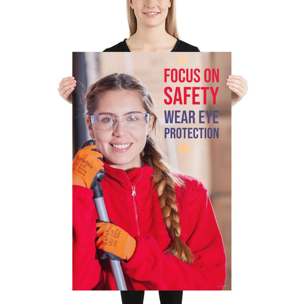 Focus on Safety - Poster