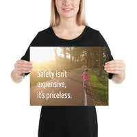 Safety Isn't Expensive - Poster