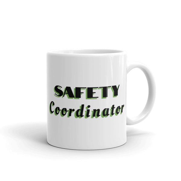 Safety Coordinator - Ceramic Mug