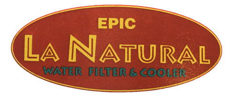 Epic Water La Natural Terracotta Buy Now