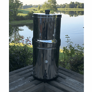 Traveler™ XL Gravity System-Purifier-AquaCera-2 CeraPlus Filters-Epic Water Systems