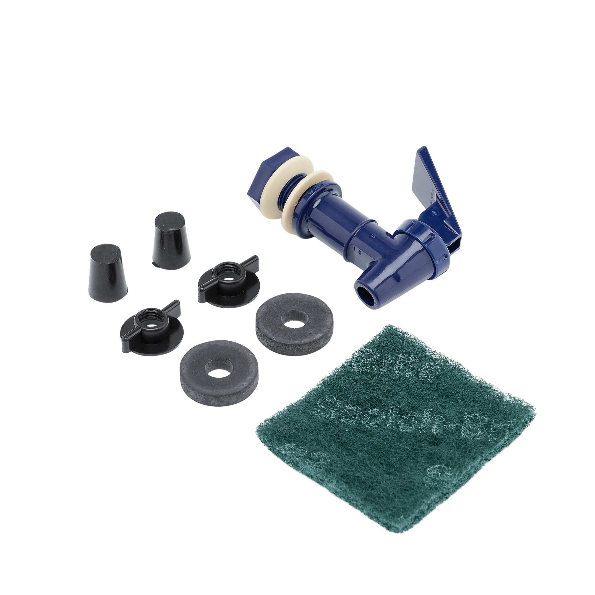 Replacement Kit for Berkey Light System w/ Black Berkey Elements (large plugs)-Replacement Parts-New Millennium Concepts LTD-Epic Water Systems