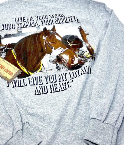 SHIRT-2019 MOUNTED POLICE T-SHIRT