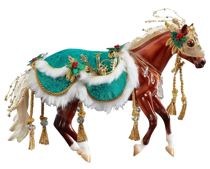 Breyer Minstrel Holiday Horse 2019