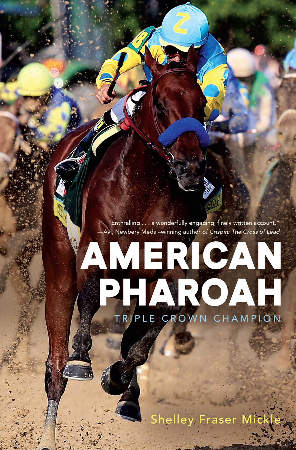 Book - American Pharoah - Kentucky Horse Park