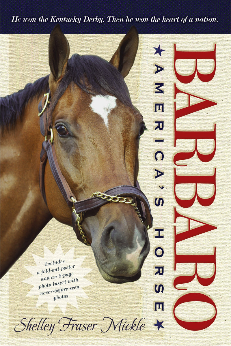 Book - Barbaro - Kentucky Horse Park