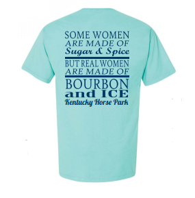 Bourbon and Ice Shirt Women