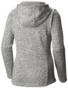 COLUMBIA LADIES 4 BUTTON DARLING DAYS HOODIE
