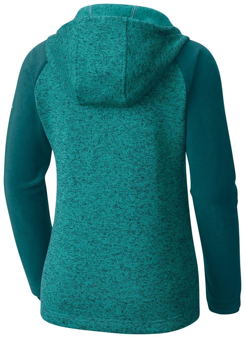 COLUMBIA LADIES FULL ZIP DARLING DAYS HOODIE