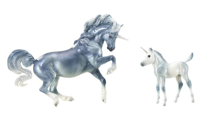 BREYER - CASCADE AND CASPIAN