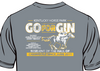 Go For Gin T-Shirt (Grey)