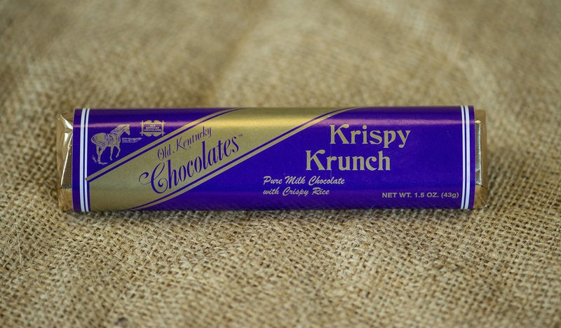 Old Kentucky Chocolates Krispy Krunch Bar 5 Pack