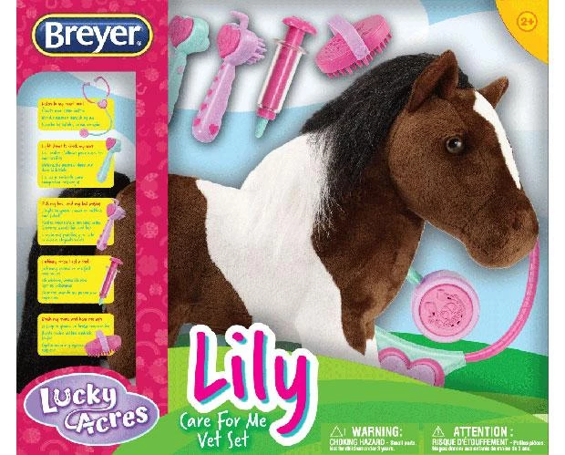 Breyer Lily Care For Me Vet Set