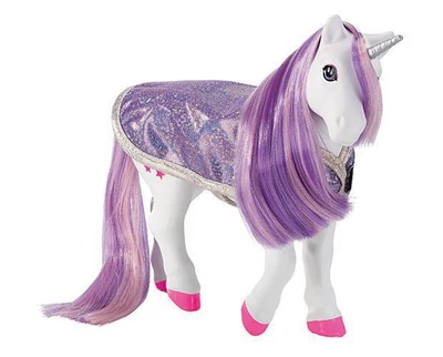 Breyer Luna Unicorn Color Changing