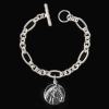 Man O'War Toggle Bracelet